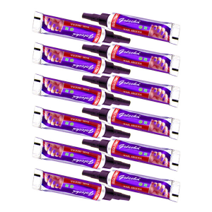 хна для ногтей ФИОЛЕТОВАЯ марки Golecha 12 тюбиков
