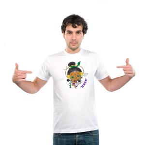 футболка мужская Шива